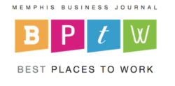 Memphis Business Journal Best Places To Work Logo