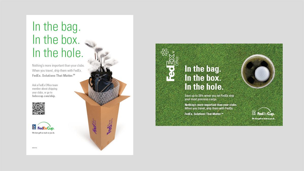 fx golf club 2 - Golf Club Shipping Box