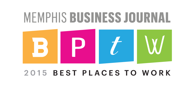 Memphis Business Journal - Best Places to Work 2015